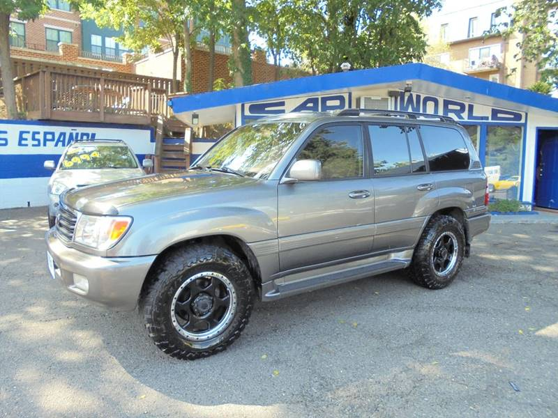 2000 Toyota Land Cruiser For Sale At Car World Inc In Arlington VA