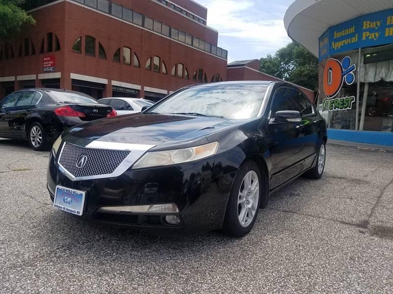 2009 Acura TL for sale at Car World Inc in Arlington VA