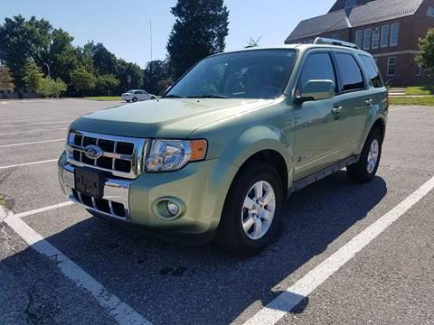2009 Ford Escape Hybrid for sale at Car World Inc in Arlington VA
