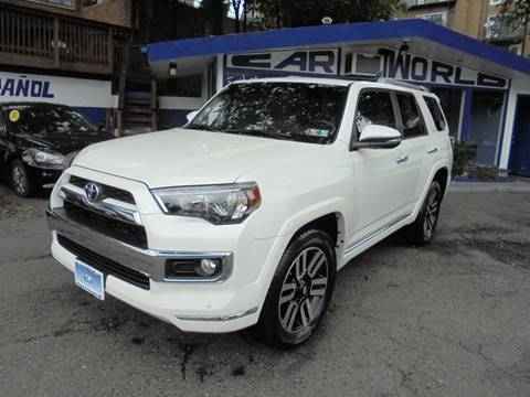 2015 Toyota 4Runner for sale at Car World Inc in Arlington VA