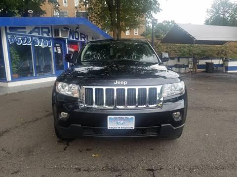 2011 Jeep Grand Cherokee for sale at Car World Inc in Arlington VA