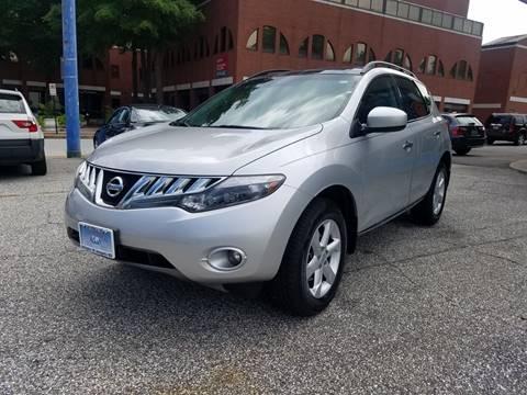 2010 Nissan Murano for sale at Car World Inc in Arlington VA