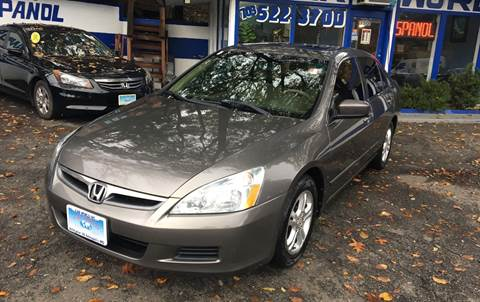 2007 Honda Accord for sale at Car World Inc in Arlington VA