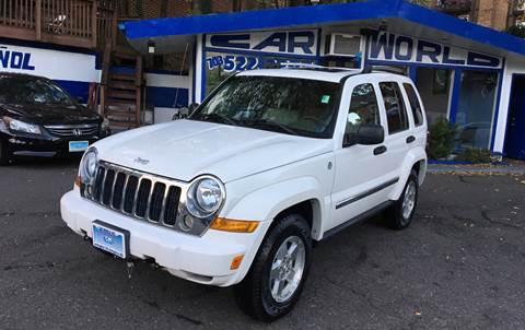 2005 Jeep Liberty for sale at Car World Inc in Arlington VA