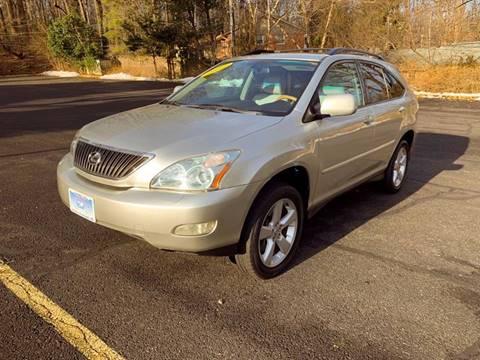 2004 Lexus RX 330 for sale at Car World Inc in Arlington VA