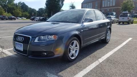 2008 Audi A4 for sale at Car World Inc in Arlington VA