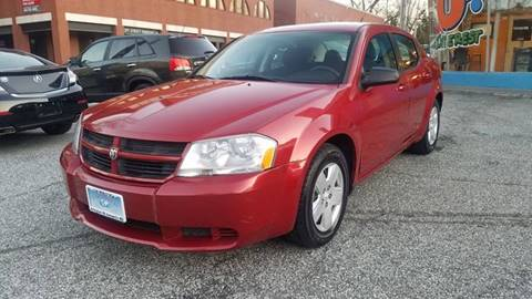2009 Dodge Avenger for sale at Car World Inc in Arlington VA