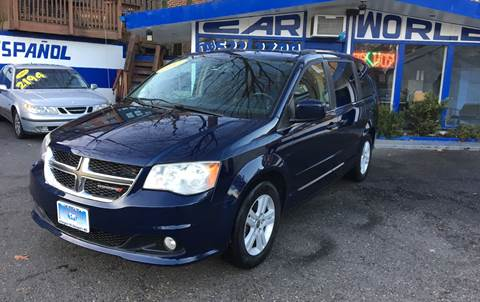 2012 Dodge Grand Caravan for sale at Car World Inc in Arlington VA