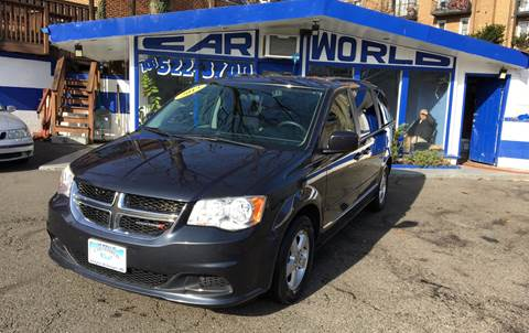 2013 Dodge Grand Caravan for sale at Car World Inc in Arlington VA