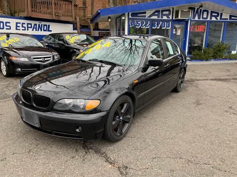 2005 BMW 3 Series for sale at Car World Inc in Arlington VA