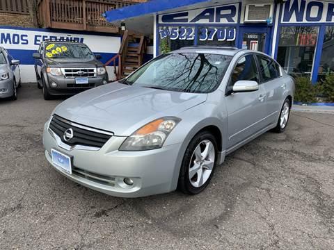 2008 Nissan Altima for sale at Car World Inc in Arlington VA