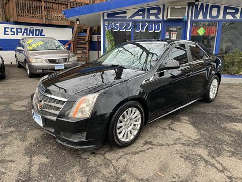 2011 Cadillac CTS for sale at Car World Inc in Arlington VA