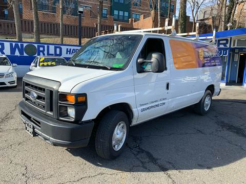 2008 Ford E-Series Cargo for sale at Car World Inc in Arlington VA