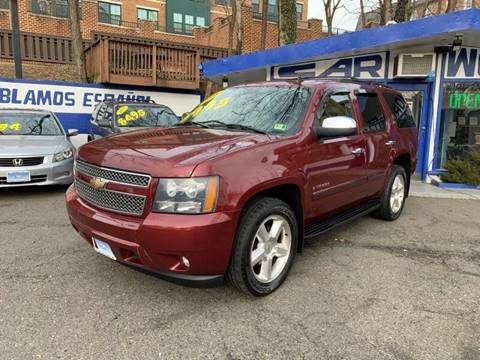 2008 Chevrolet Tahoe for sale at Car World Inc in Arlington VA