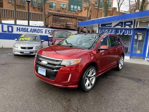 2013 Ford Edge for sale at Car World Inc in Arlington VA