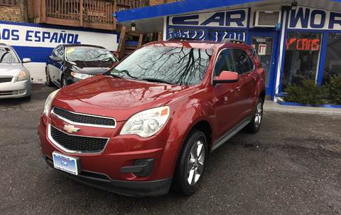 2012 Chevrolet Equinox for sale at Car World Inc in Arlington VA