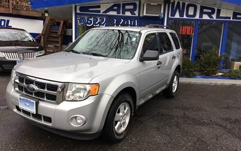 2009 Ford Escape for sale at Car World Inc in Arlington VA