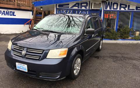 2008 Dodge Grand Caravan for sale at Car World Inc in Arlington VA