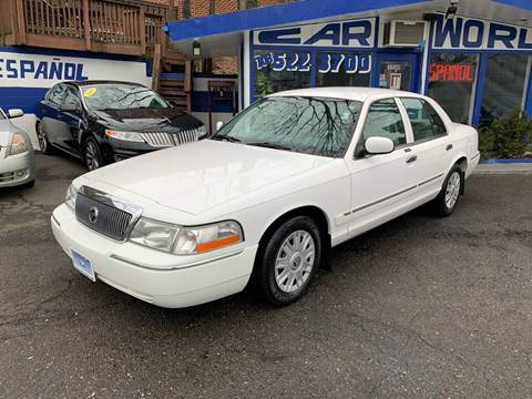 2004 Mercury Grand Marquis for sale at Car World Inc in Arlington VA