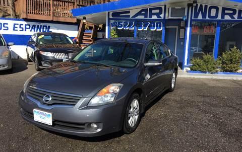2007 Nissan Altima for sale at Car World Inc in Arlington VA