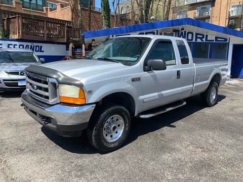 2001 Ford F-250 Super Duty for sale at Car World Inc in Arlington VA
