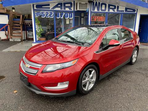 2011 Chevrolet Volt for sale at Car World Inc in Arlington VA