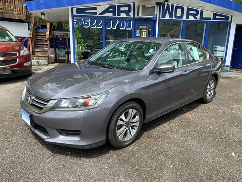 2013 Honda Accord for sale at Car World Inc in Arlington VA