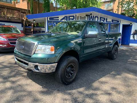 2008 Ford F-150 for sale at Car World Inc in Arlington VA