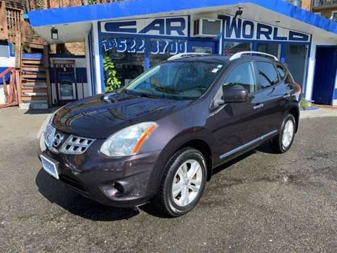 2013 Nissan Rogue for sale at Car World Inc in Arlington VA