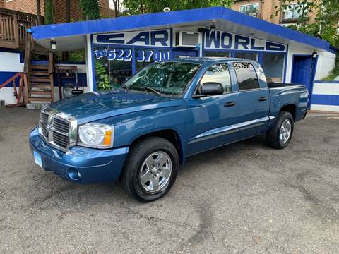 2005 Dodge Dakota for sale at Car World Inc in Arlington VA