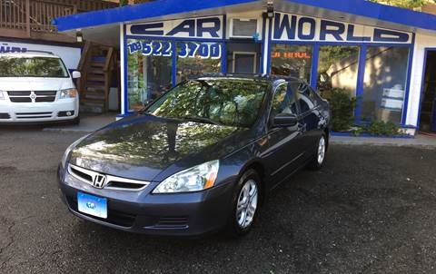 2006 Honda Accord for sale at Car World Inc in Arlington VA