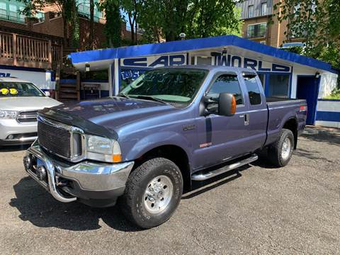 2004 Ford F-250 Super Duty for sale at Car World Inc in Arlington VA