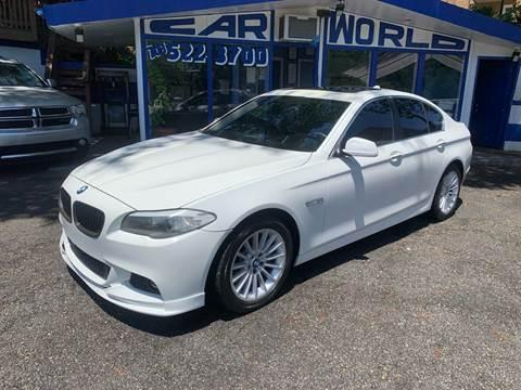 2013 BMW 5 Series for sale at Car World Inc in Arlington VA
