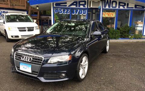 2011 Audi A4 for sale at Car World Inc in Arlington VA