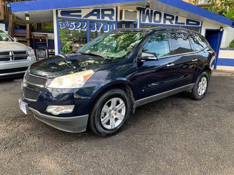 2010 Chevrolet Traverse for sale at Car World Inc in Arlington VA