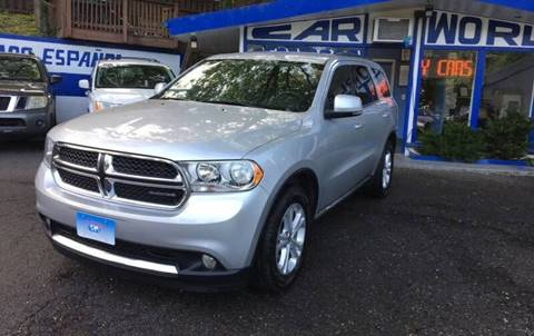 2011 Dodge Durango for sale at Car World Inc in Arlington VA