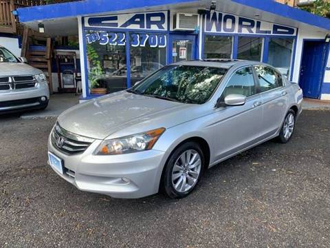 2011 Honda Accord for sale at Car World Inc in Arlington VA