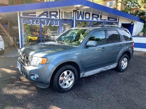 2011 Ford Escape for sale at Car World Inc in Arlington VA