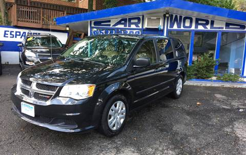 2014 Dodge Grand Caravan for sale at Car World Inc in Arlington VA