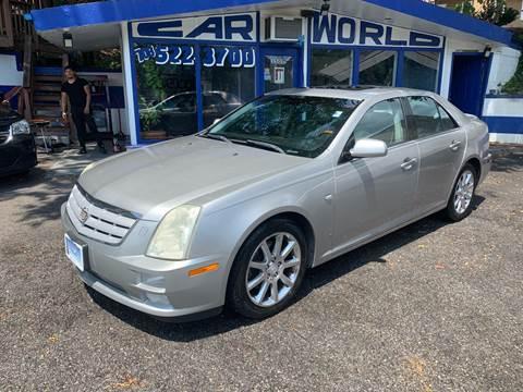 2006 Cadillac STS for sale at Car World Inc in Arlington VA