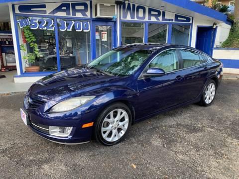 2010 Mazda MAZDA6 for sale at Car World Inc in Arlington VA