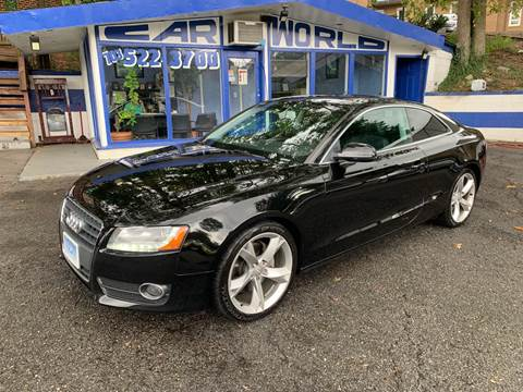 2011 Audi A5 for sale at Car World Inc in Arlington VA