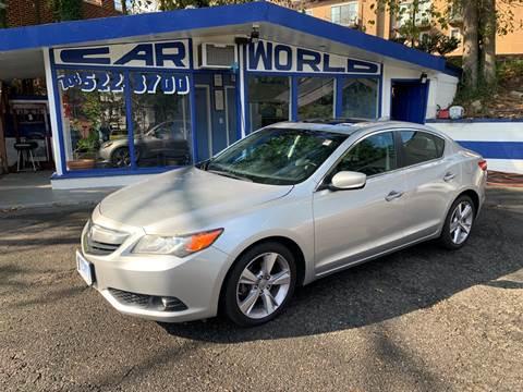 2013 Acura ILX for sale at Car World Inc in Arlington VA