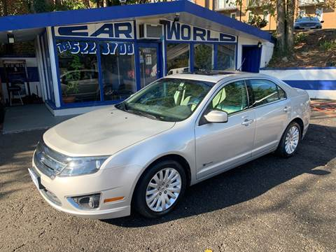 2010 Ford Fusion Hybrid for sale at Car World Inc in Arlington VA
