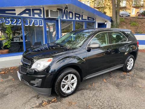 2013 Chevrolet Equinox for sale at Car World Inc in Arlington VA