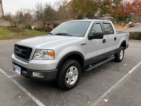 2005 Ford F-150 for sale at Car World Inc in Arlington VA