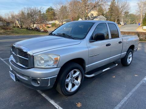 2007 Dodge Ram Pickup 1500 for sale at Car World Inc in Arlington VA