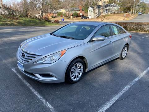 2011 Hyundai Sonata for sale at Car World Inc in Arlington VA
