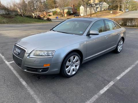 2007 Audi A6 for sale at Car World Inc in Arlington VA