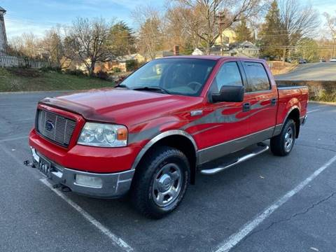2004 Ford F-150 for sale at Car World Inc in Arlington VA